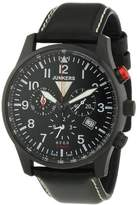 Junkers Men's Quartz Watch 6680-2 6680-2 with Leather Strap