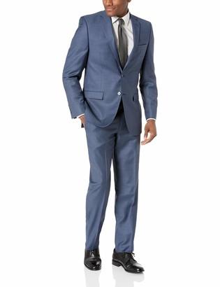 Calvin Klein Men's X-fit Two-Piece Suit