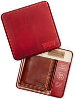 Levi's Men's Rfid Trifold Leather Wallet