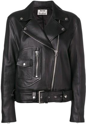 Acne Studios New Merlyn biker jacket