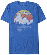 Chin Up Apparel Men's Tee Shirts ROY - Royal Heather Summer Camp Tee - Men