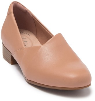 Clarks Juliet Palm Leather Loafer