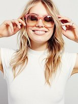Free People Two-Tone Abbey Road Sunglasses