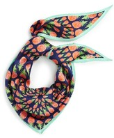 Echo Women's Pineapple Silk Scarf