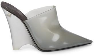 Yeezy PVC Wedge Mules