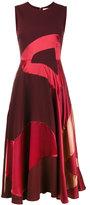 Roksanda keanu flared midi dress