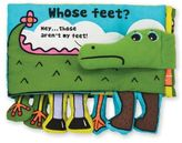 "Melissa & Doug Whose Feet?"" Book"