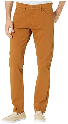 Dockers Slim Fit Jean Cut with Smart 360 Flex (Dark Ginger) Men's Casual Pants