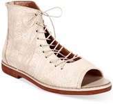 Kelsi Dagger Brooklyn Hendrix Lace-Up Booties