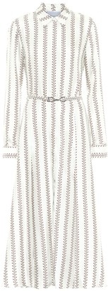 Gabriela Hearst Exclusive to Mytheresa Mariano silk midi dress