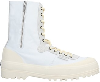 SUPERGA by PAURA Ankle boots