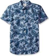 Lucky Brand Men's Short Sleeve Ballona Shirt
