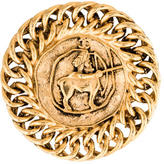 Chanel Mythical Figure Brooch