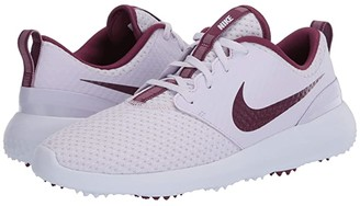 Nike Roshe G (Black/Metallic White/White) Women's Golf Shoes