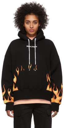 Palm Angels Black Firestarter Hoodie
