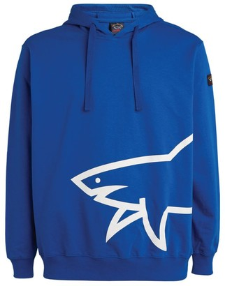 Paul & Shark Shark Logo Hoodie