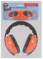 BaBy BanZ Earmuffs and Infant Hearing Protection and Sunglasses Combo 0-2 Years, Orange by