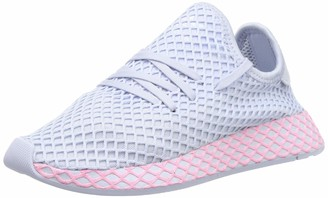 adidas Unisex Kids Deerupt Runner J Gymnastics Shoes