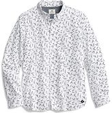 Sperry Chopstick Print Button Down Shirt