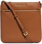 MICHAEL Michael Kors Riley Small Leather Crossbody Bag