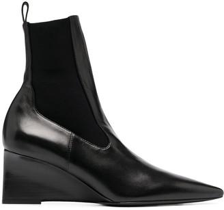 Jil Sander Pointed Toe Boot