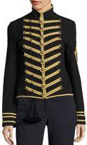 Figue Regiment Linen & Wool Jacket
