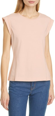 Rebecca Taylor Clean Jersey Tee