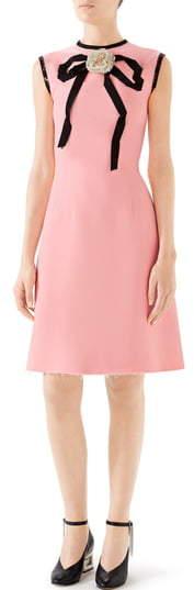 0d98badd8ed Gucci Bow Dresses - ShopStyle