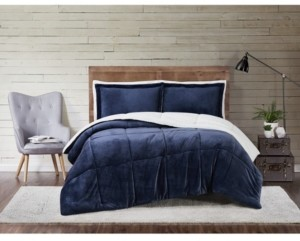 Truly Soft Cuddle Warmth King Comforter Set Bedding