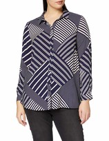 ONLY Carmakoma Women's Carwilma Ls Shirt Blouse