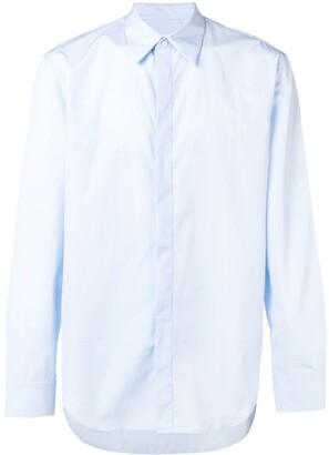 Maison Margiela Concealed Fastening Shirt