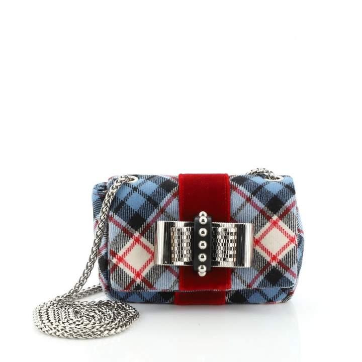 Sweet Charity Blue Cloth Handbags