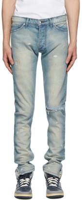 Rhude Blue Denim 1 Jeans