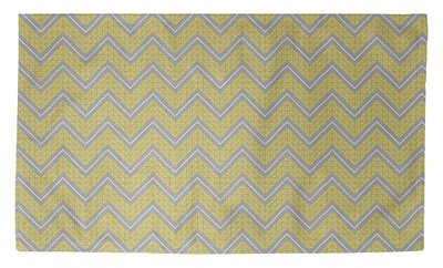 Brayden Studio Stephenie Hand Drawn Chevrons Gray Yellow Area Rug Rug Size Rectangle 2 X 3 Shopstyle