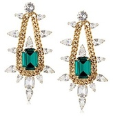 Elizabeth Cole Perse Earring in Green