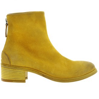 Marsèll Listo Leather Ankle Boots With Macro Zip