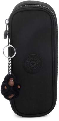 Kipling Logo Nylon Zip-Around Pencil Case
