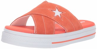 Converse One Star Suede Slip Sandal
