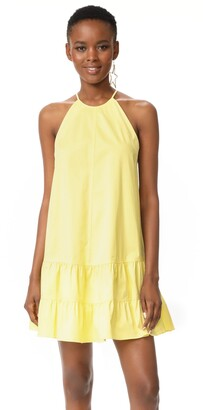 Rebecca Taylor Women's Sl Ctn Tank Dress