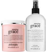philosophy Grace & Love Luminous Body Creme& Spritz