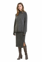 Country Road Tweed Knit Skirt