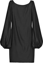 Luna V-back dress