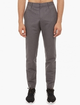 A.P.C. Grey Classic Trousers