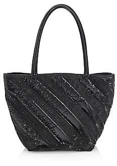 Alexander Wang Women's Small Roxy Quilted Tote
