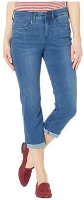 NYDJ Chloe Capri Jeans in Market (Market) Women's Jeans