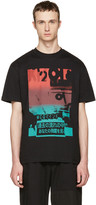 McQ by Alexander McQueen Black Katsumi T-Shirt