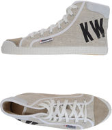 Kawasaki High-top sneakers