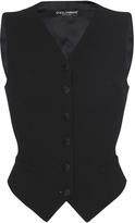 Dolce & Gabbana Tailored Suit Vest