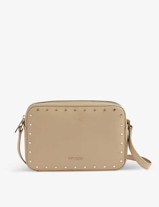 Ted Baker Studded leather camera bag