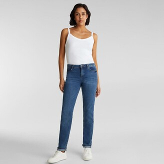 Esprit Regular Fit Straight Jeans